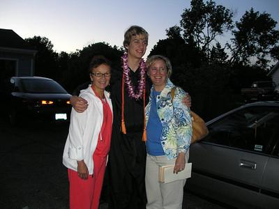 2008-06-06 - John Bellows Graduation
