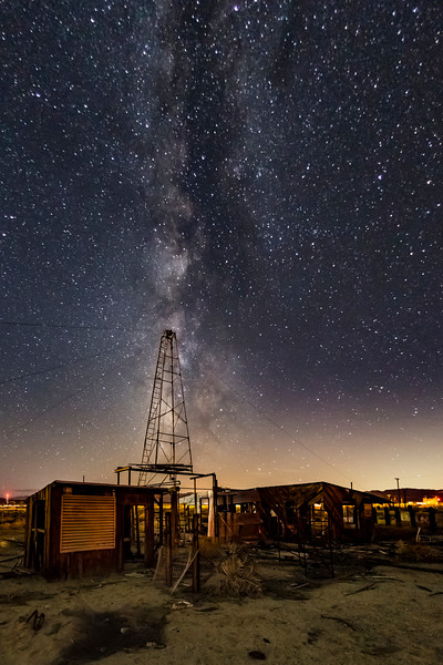Milky Way Above Ralph's Getaway