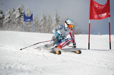 Okemo GS Girls Run 1 2/12/20