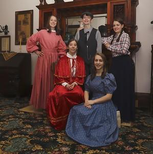 Unity Christian's 'Little Women'
