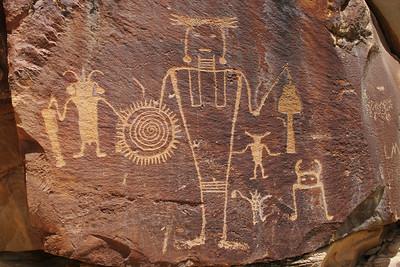 Native American Rock Art Slideshow