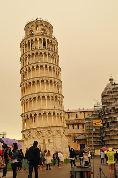 Pisa, Italy 2015