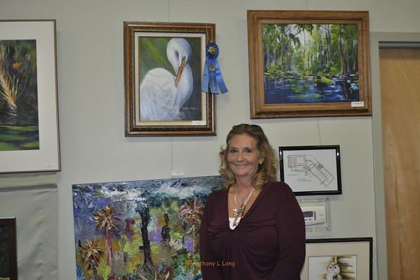 Art Contest Receptions
