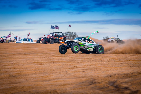 Glamis New Years 2017