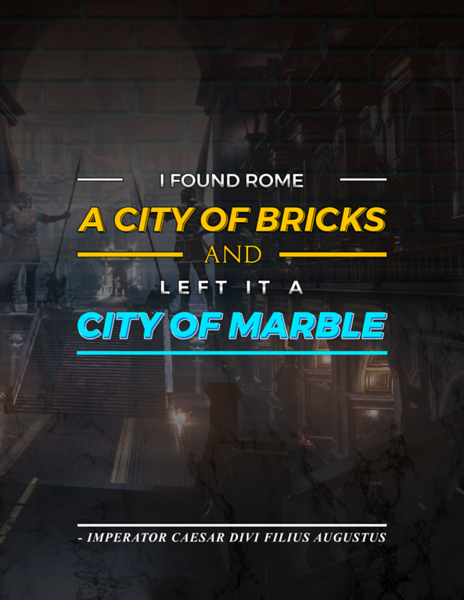 I FOUND ROME A CITY OF BRICKS AND LEFT IT A CITY OF MARBLE.png