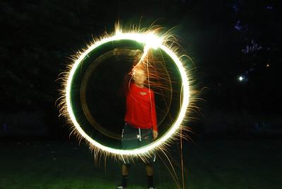 Sparklers 2012