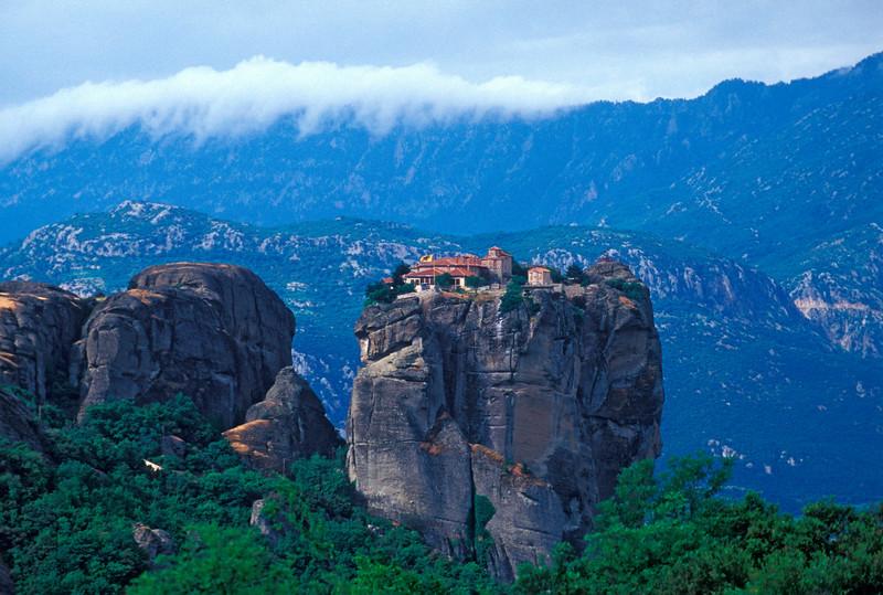 Monastery of Holy Trinity, Meteora