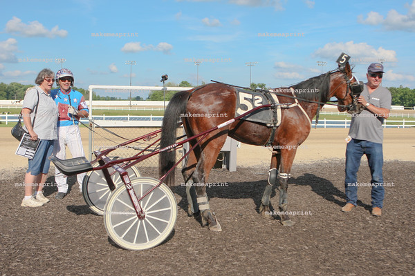 Hoosier Park, July 9th 2016 ISS Finals