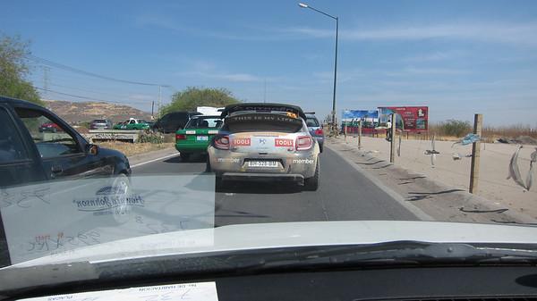 WRC Pros Transit - Saturday