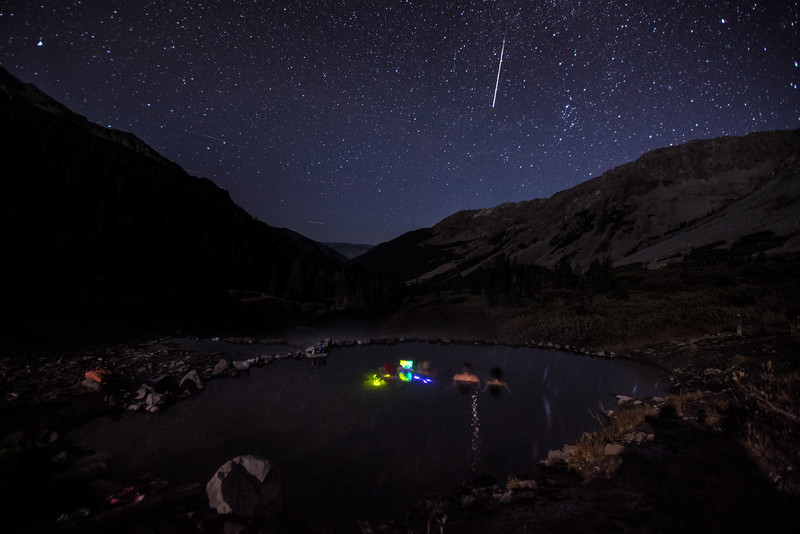 Shooting Star, Colorado
