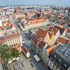 Medieval Panorama, Wrocław, Poland