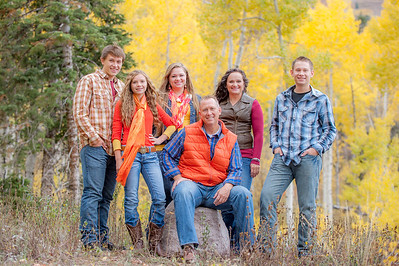Layland Family Snowbasin