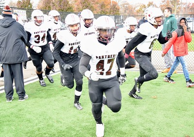 HS Sports - River Rouge - Chelsea Football State Semifinal