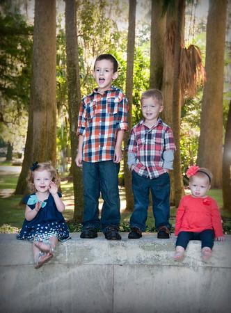 Schober Family Fall 2013