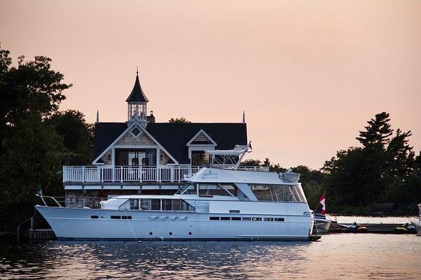 1000 Islands, Gananoque Ontario