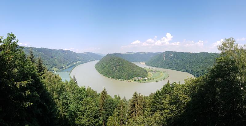 2018.05 Danube Bike Path