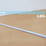 SKU: LED-600, 600mm Width LED Tube with Blue Light Illumination for TruCUT Cabinet Lasers 600mm/900mm Width Version, 24V DC