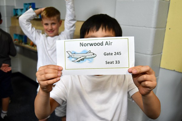 Norwood Air Takes Off for Japan