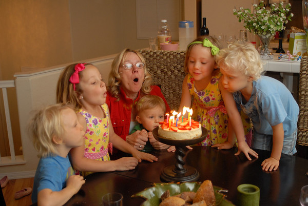 Jeanne's 61st birthday