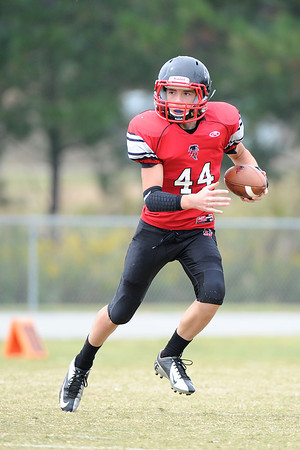 9/29/2012 Gilmer vs Flowery Branch 12U