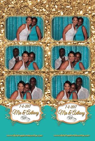 Mia & Anthony Bliss