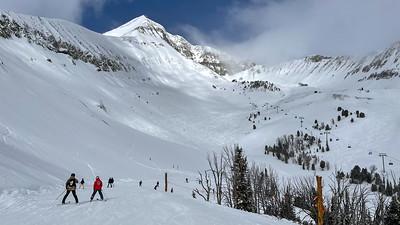 70th Birthday Ski Trip Part 6- Big Sky, MT