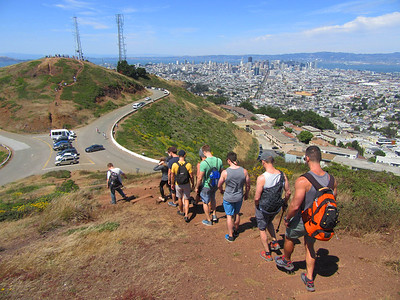 SF Urban Hike: Jun 11, 2016