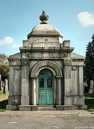 Linden Hill Jewish Cemetery, Ridgewood, Queens 2020