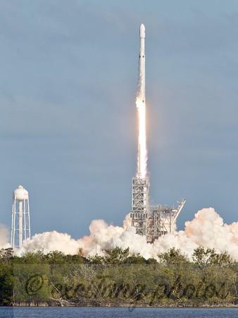 Falcon Heavy Test Flight 020618