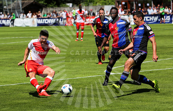 FC BALE - AS MONACO  (Chailly)