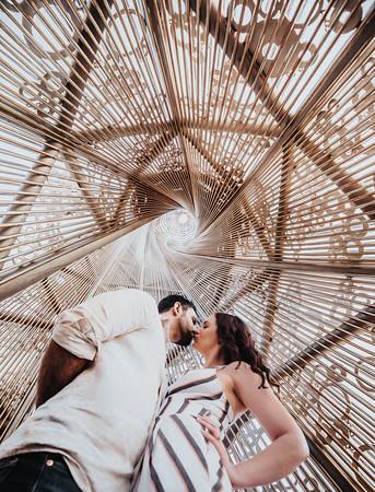 Pre-Wedding at Kangaroo Point Brisbane