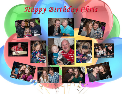 Chris' Birthday