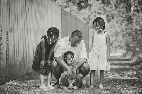 Brian + Brittany   Family Session