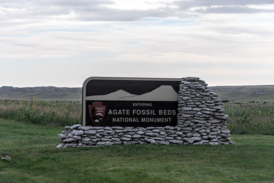 Agate Fossil Beds 2017