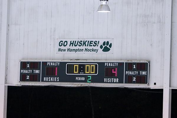 Bridgton Academy Hockey vs. New Jersey Raptors Nov 28, 2008 @ Tilton Tournament