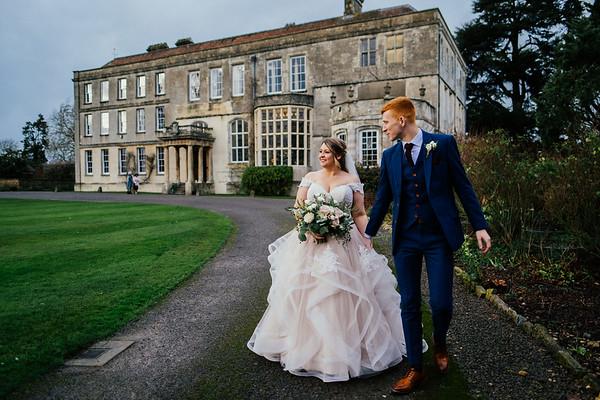 Leah and Aaron - wedding