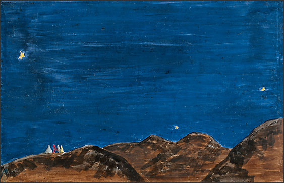 """Jacob Lawrence, """"The Life of Harriet Tubman #15"""" 1940"""