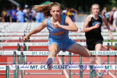 May 18, 2017 - Rich McKinnon Middle School Track Championship