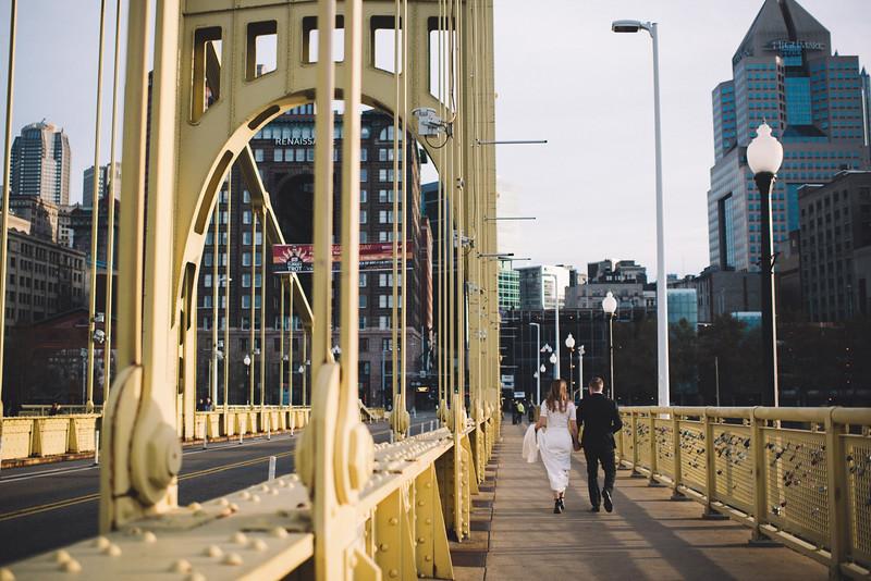 Pittsburgh Elopement Photographer - Monaco Bridge Downtown - Hadley-280.jpg