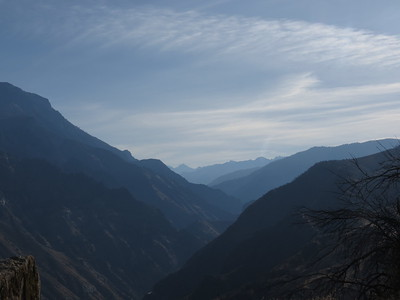 Kings Canyon-Sequoia 9/29 thru 10/1/17