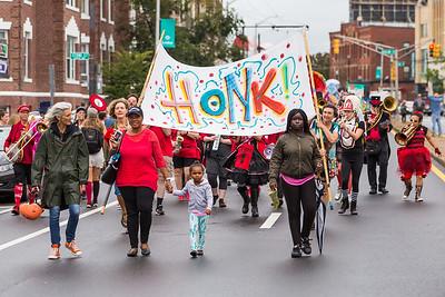 Honkfest Parade 2017