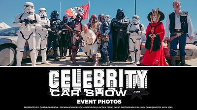 Celebrity Car Show 2015