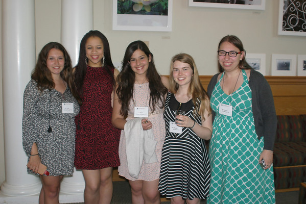 Senior Class Alumni Induction Dinner May 2014