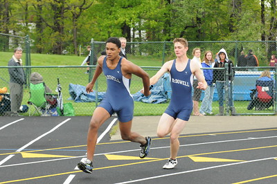 2010 McDowell Track and Field Dual Meet