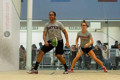 2011-03-04 Cheri-Ann Parris (Bates) and Cecilia Haig (Stanford)