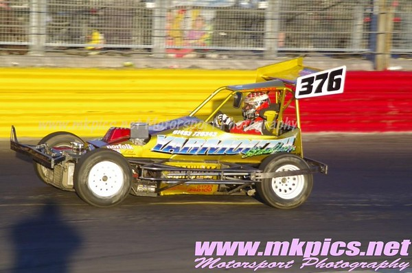 2015 Superstox British Champonship