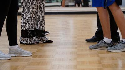 Shag Dance Lessons 9/27
