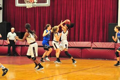 Trinity Vs. St.Francis Basketball 2018