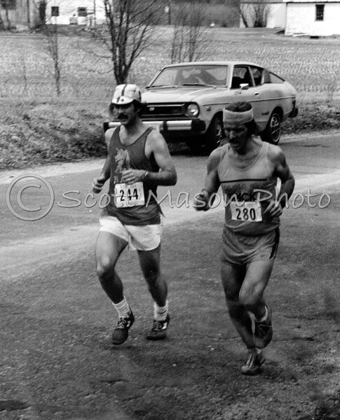 Sugarloaf/D.H.Jones 10 Miler 1981