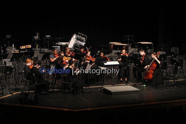 Instrumental Arts String Ensemble